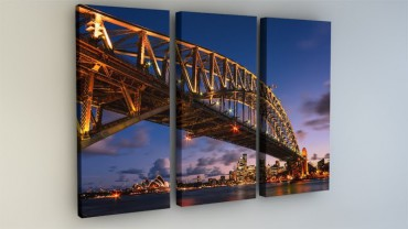 Sydney Harbour Bridge Australien – Bild 2